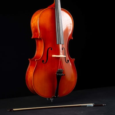 Nagoya Suzuki Model 40 1/2 Cello W/Bag USED for sale