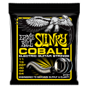 Ernie Ball Cobalt Beefy Slinky Electric Guitar Strings 11-54