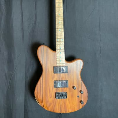 Stambaugh Deluxe Exotic made in NH w/ Bartolini PAF Humbuckers for sale