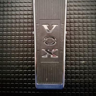 VOX V847 Wah USA UPGRADE MODS TRUEBYPASS