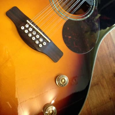 Adam Black S5 12-String Sunburst for sale