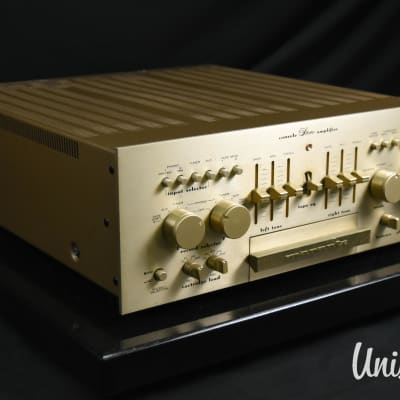 Marantz PM-8(F) Console Stereo Integrated Amplifier in Very Good Condition