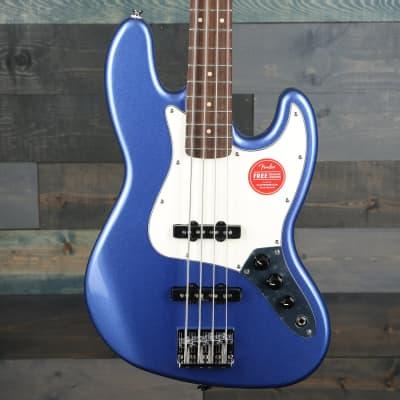 Fender Squier Contemporary Jazz Bass Laurel FB Ocean Blue Metallic
