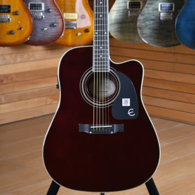 Epiphone PRO1 Ultra WR Wine Red for sale