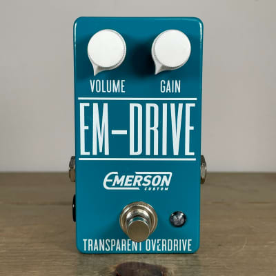 Emerson EM-Drive Transparent Overdrive for sale