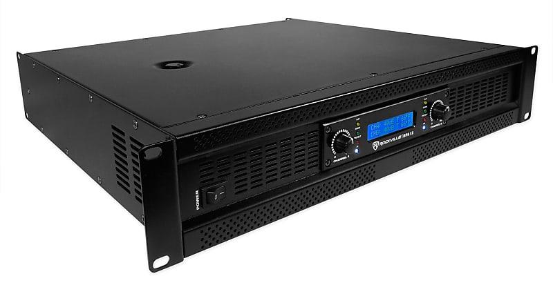2 rockville spgn128 12 1200w dj pa speakers power reverb. Black Bedroom Furniture Sets. Home Design Ideas