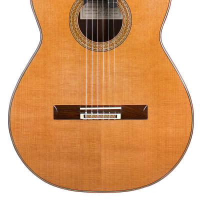 Dominique Delarue 2008 Classical Guitar Cedar/Indian Rosewood for sale