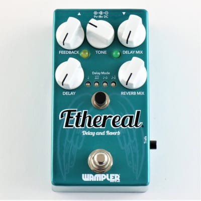 WAMPLER ETHEREAL DELAY & REVERB for sale