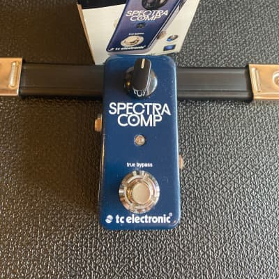 TC Electronic SpectraComp Bass Compressor Pedal for sale