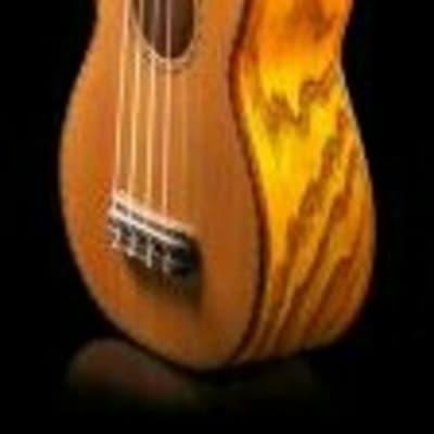 Ohana SK-50WG Cedar/Willow Soprano Ukulele