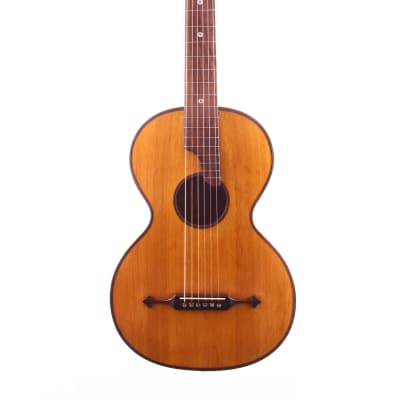 Richard Jacob Weissgerber ~1910 romantic guitar + video! for sale