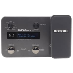 Hotone Ravo MP10 Guitar Multi-Effects