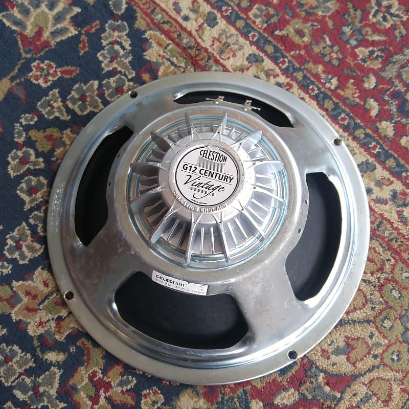 celestion g12 century vintage 12 60w 8ohm speaker reverb. Black Bedroom Furniture Sets. Home Design Ideas