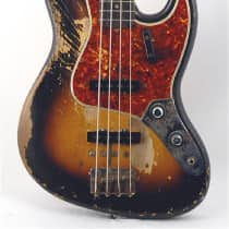Fender Jazz Bass 1960 Sunburst image
