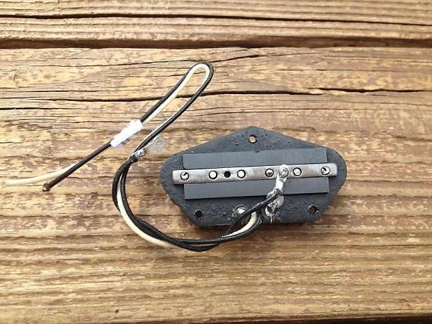 lindy fralin steel pole sp43 tele bridge telecaster pickup reverb. Black Bedroom Furniture Sets. Home Design Ideas