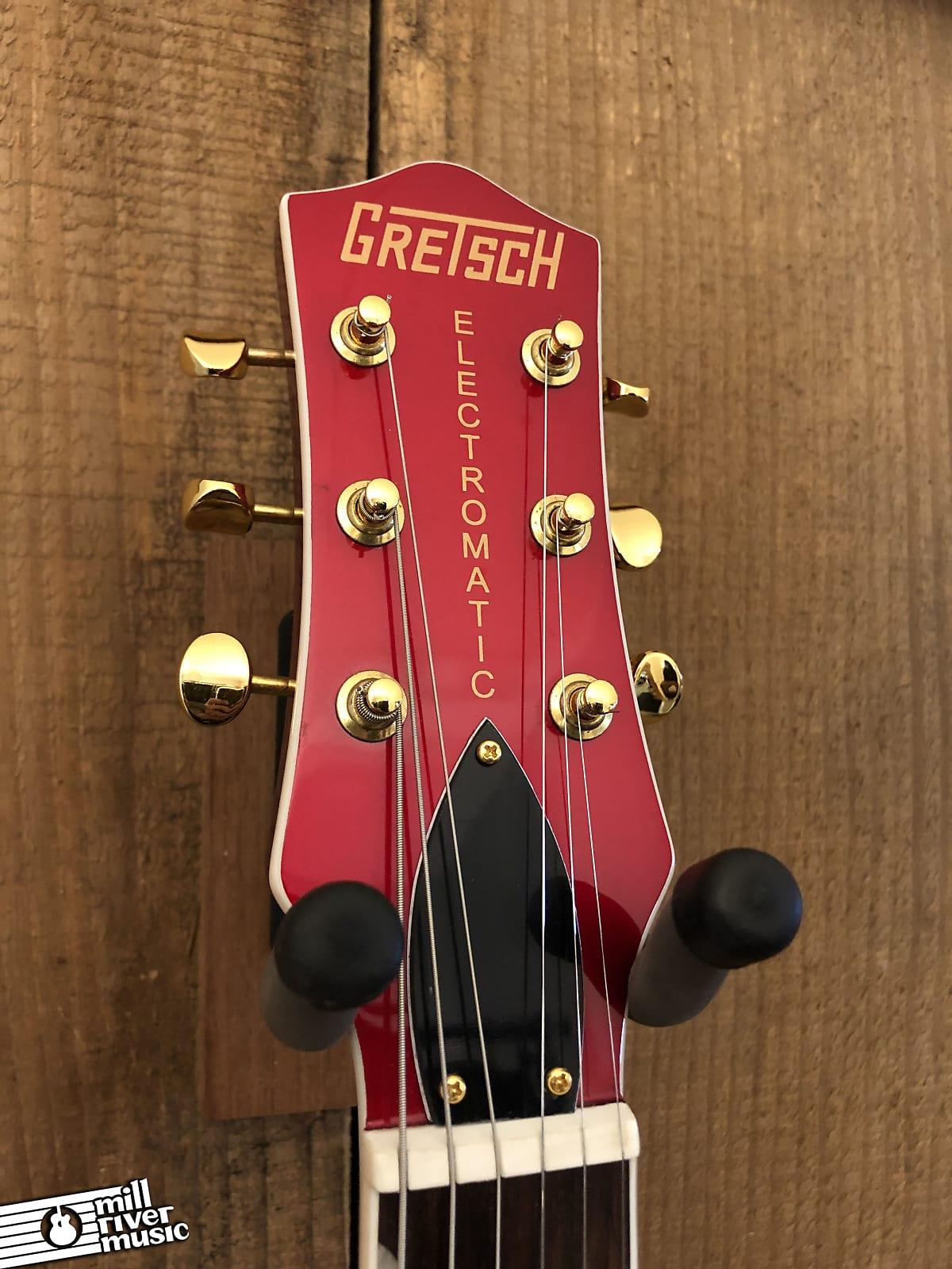 Gretsch G5230T Electromatic Jet FT Singlecut w/ Bigsby Firebird Red 2017