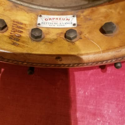 Reittberg & Lange Orpheum Banjo Pot for sale