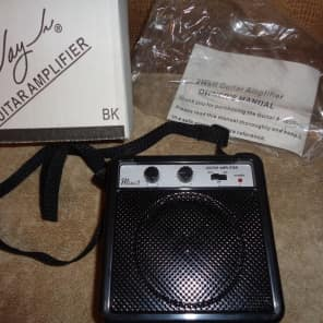 new Jay Turser Mini 3 Portable battery powered guitar amplifier for sale