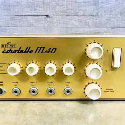 Echolette M40 1967 Mint! for sale