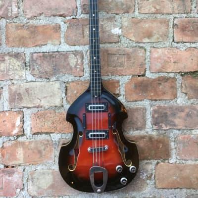 Kremona Violin bass 1966 for sale