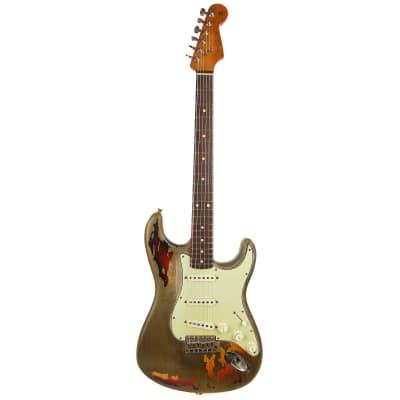 Fender Custom Shop John Cruz Masterbuilt Rory Gallagher Tribute Stratocaster