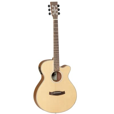 Tanglewood DBT SFCE OV  (Natural Open Pore Satin) for sale