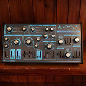 Dreadbox Abyss 4-Voice Analog Synthesizer