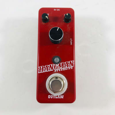 Outlaw Effects Hangman Overdrive 2015 *Sustainably Shipped*