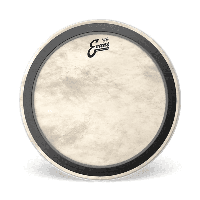"""Evans BD16EMADCT EMAD Calftone Bass Drum Head - 16"""""""