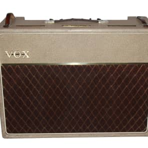 "Vox AC30 2x12"" Combo in Fawn 1962 - Amazing Original Condition!"