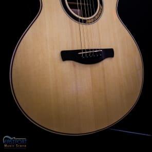 Ibanez AEW51NT Exotic Wood Series Acoustic-Electric Guitar Natural