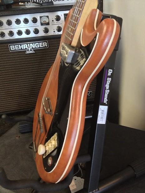 Hofner Vintage 163 Vinyl Covered Electric Guitar 1962 Reverb