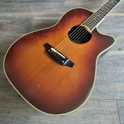 1990's Morris Tornado Eclipse ZIII Acoustic (Ovation Style) for sale