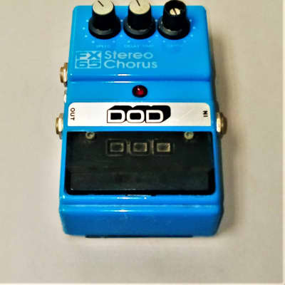 DOD Vintage DOD FX65 Stereo Chorus Guitar Effects Pedal Mid to Late 1980's for sale