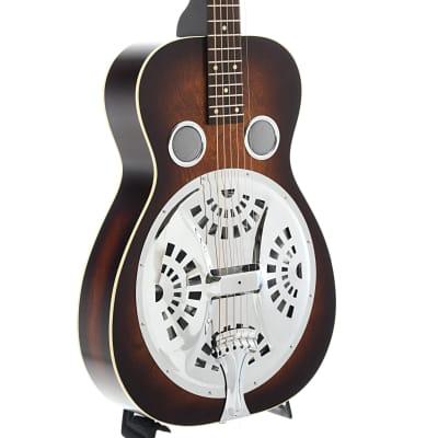 Beard Deco-Phonic Model 37 Squareneck Resonator Guitar & Case for sale