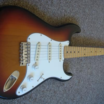 Fresher Straighter FS-338 Protean Series 1978-80 2 Tone Sunburst for sale