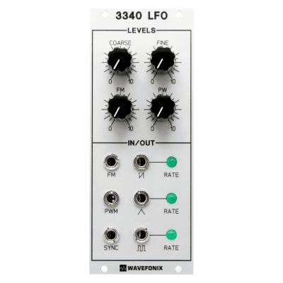 Wavefonix 3340 Low-Frequency Oscillator (LFO)