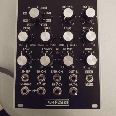 AJH Synth Finalizer R-EQ Black