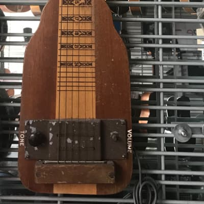 Rex Electric Lap steel Natural for sale