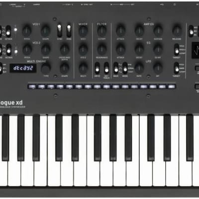 Korg Minilogue XD Polyphonic Analog Synthesizer Black Brand New w/ Free Shipping