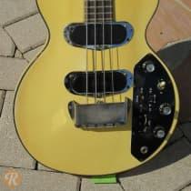 Gibson Les Paul Triumph Bass 1976 Polaris White image