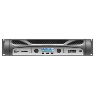 Crown XTI2 6002 Power Amplifier (Used/Mint)