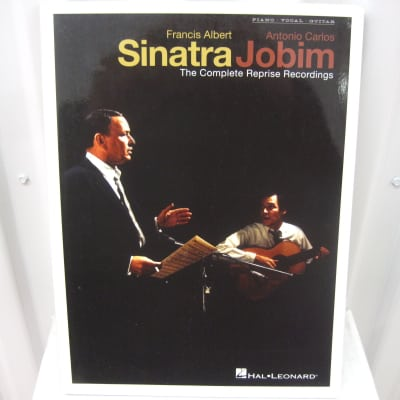 Sinatra Jobim The Complete Reprise Recordings Sheet Music Song Book Songbook
