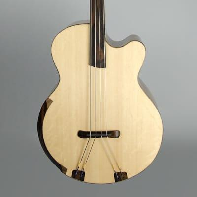 Morgan Kelsey Acoustic Fretless Bass 2020 for sale