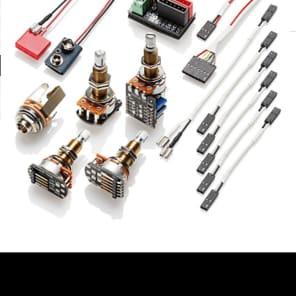 EMG 1-2 Pickup Push/Pull Conversion Kit