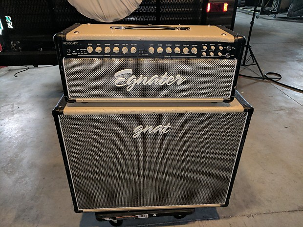 Egnater Renegade Head w/ Tourmaster 2x12 cabinet | Reverb