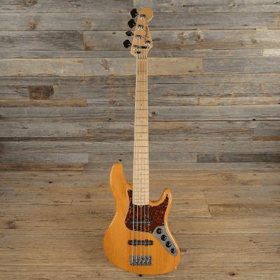 Fender American Deluxe Jazz Bass Ash V 2004 - 2006