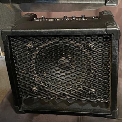 Polytone Mega Brute Guitar Amp Mid 80s Black