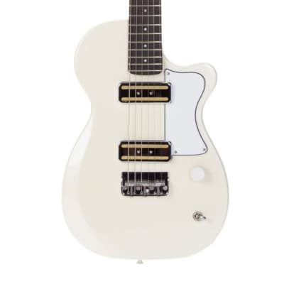 Harmony Juno Electric Guitar, Pearl White for sale