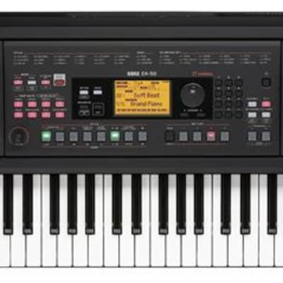 Korg EK50L 61 Key Portable Keyboard